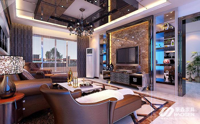 后现代别墅家具的设计概念,以及设计知识讲解