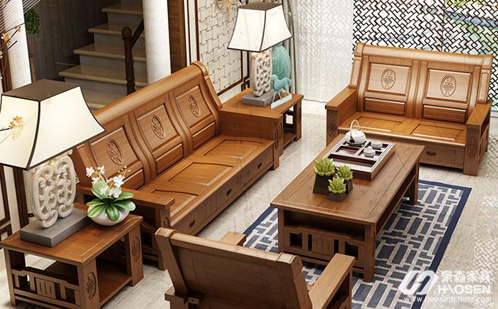 客厅樟木沙发家具的特点是什么?樟木沙发特点介绍