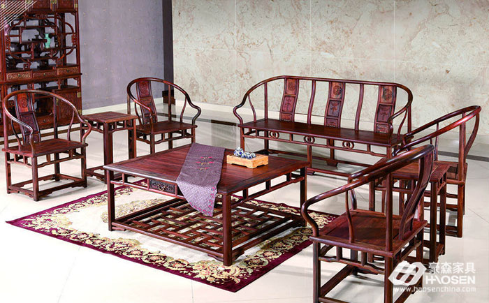 发扬中国文化产业,红木家具行业迎来发展春天