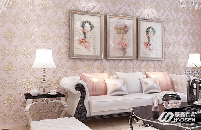 欧式风格客厅装修要注意什么?欧式客厅家具装修摆放