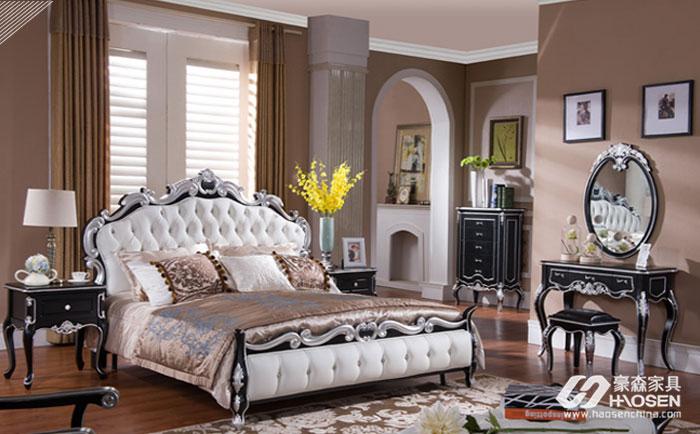 别墅实木古典梳妆台特点介绍,一款让你想搬回家的家具