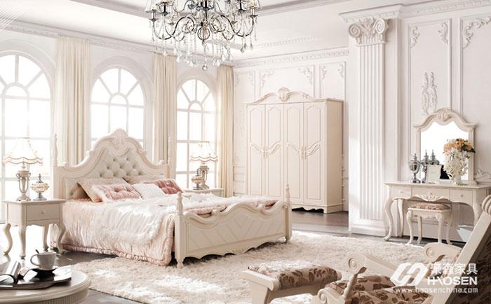 法式家具如何选?豪森给你推荐几款著名法式家具品牌