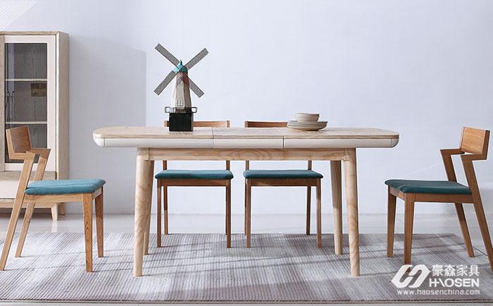 小户型北欧风格餐桌选购需要考虑哪些因素