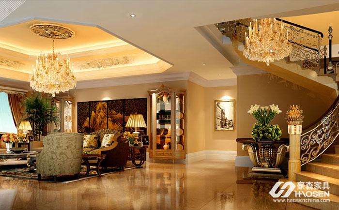 如何选择高档别墅家具?高档别墅家具选购时的注意事项