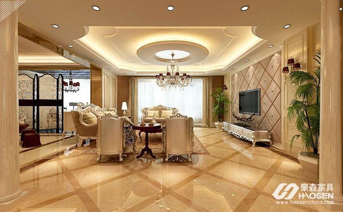 别墅的简欧风格如何设计_简欧别墅家具搭配的设计原则