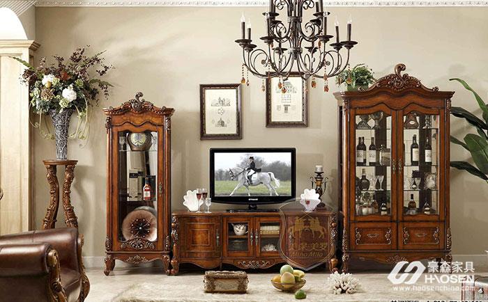 欧式家具的风格分类和搭配技巧介绍