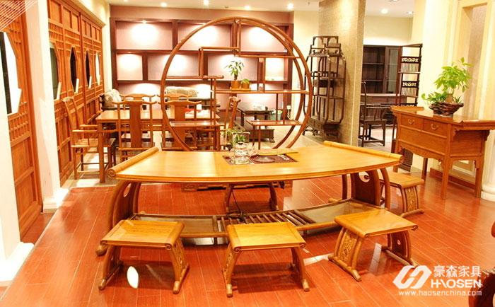 红木家具申遗成功,传统工艺再现世间