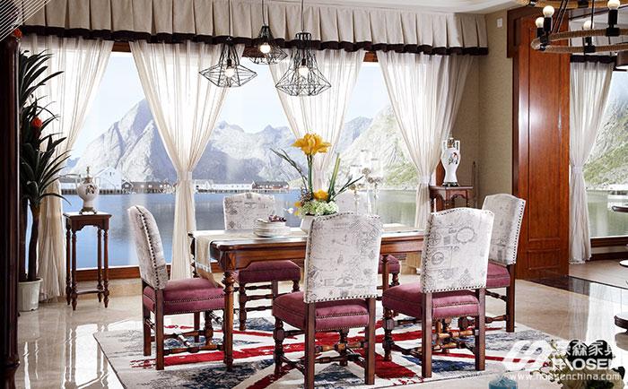 浅谈欧式洛可可风格家具的特点介绍