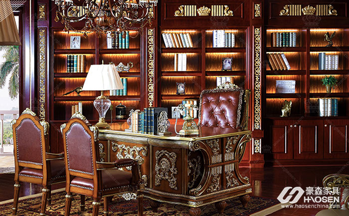 高档别墅家具为何这么受欢迎,看看这些优点就知道了!