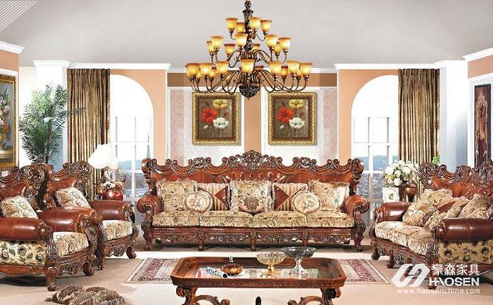详细分解欧美古典家具的特点有哪些