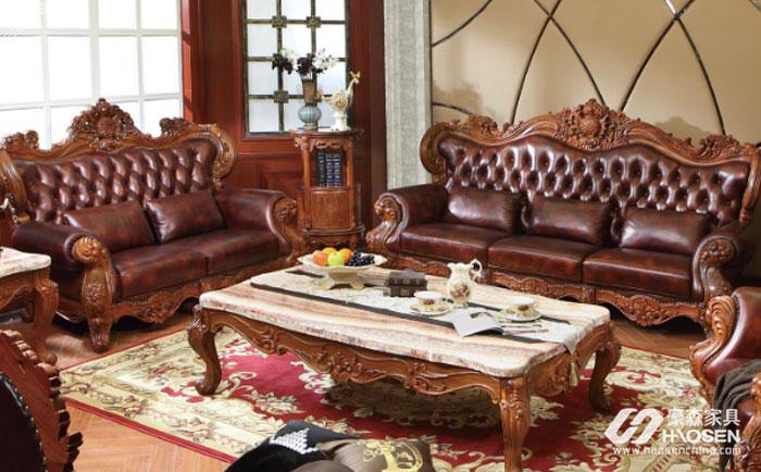 红木家具可以搭欧式风格吗?欧式红木家具搭配指南