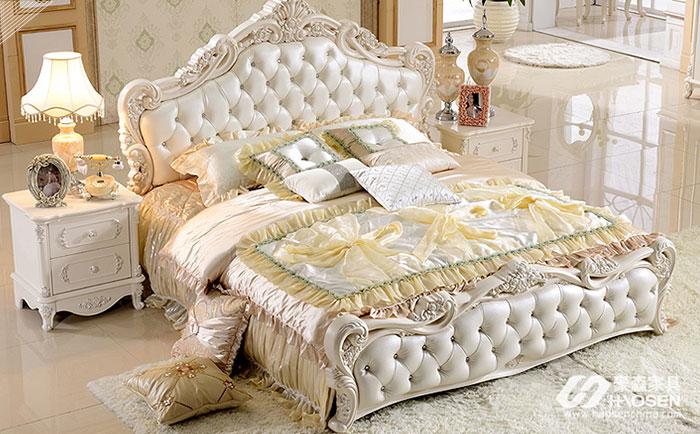 以下的欧式床的特点能激起你对欧式风格床的购买欲望么?