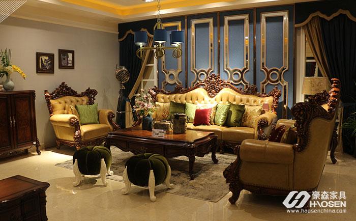 中国十大知名高档别墅家具品牌有哪些