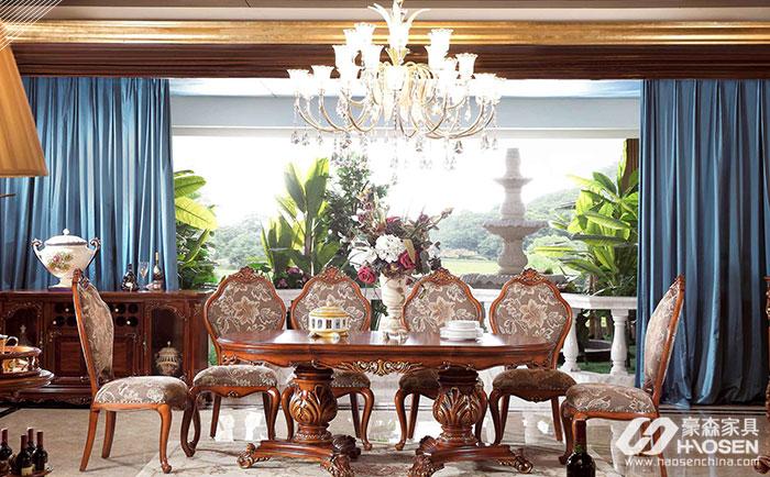 美式古典风格家具特点有哪些?美式古典风格家具特点介绍