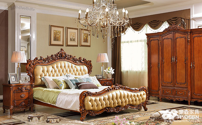 大户型美式床有哪些品牌?大户型美式床品牌介绍