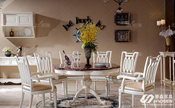白色欧式实木家具怎么样?白色欧式实木家具特点介绍