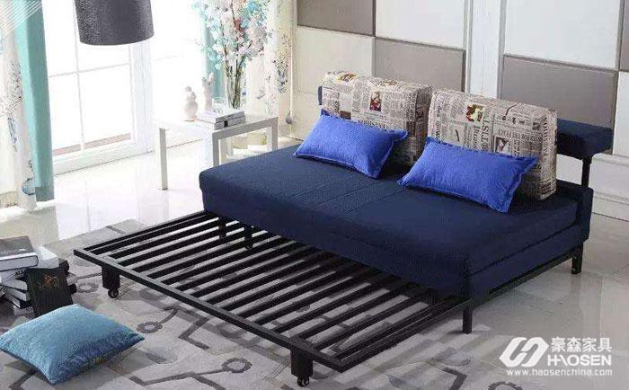 小户型美式风格组合床清洁保养注意事项