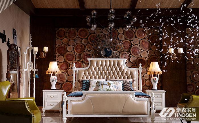 欧式实木床如何保养?欧式实木家具床保养方法介绍
