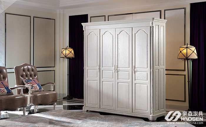 欧式风格实木衣柜家具要如何摆放?欧式衣柜摆放技巧介绍