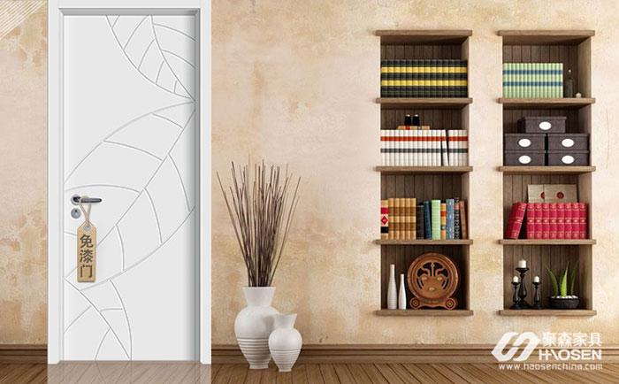 家里的欧式实木家具搭配木门颜色有什么讲究?