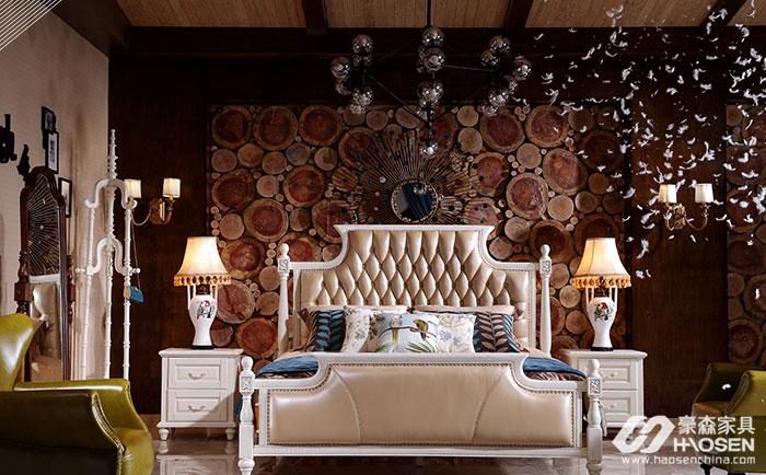 哪些欧式床值得我们选择?大户型欧式实木床品牌介绍