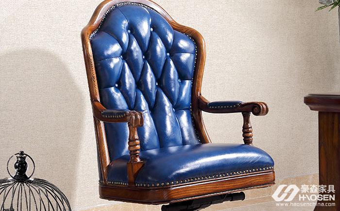 欧式实木椅子要如何摆放?欧式家具实木椅子摆放技巧
