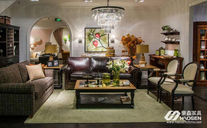 欧式家具卖场如何摆放才能更吸引客户的注意力?
