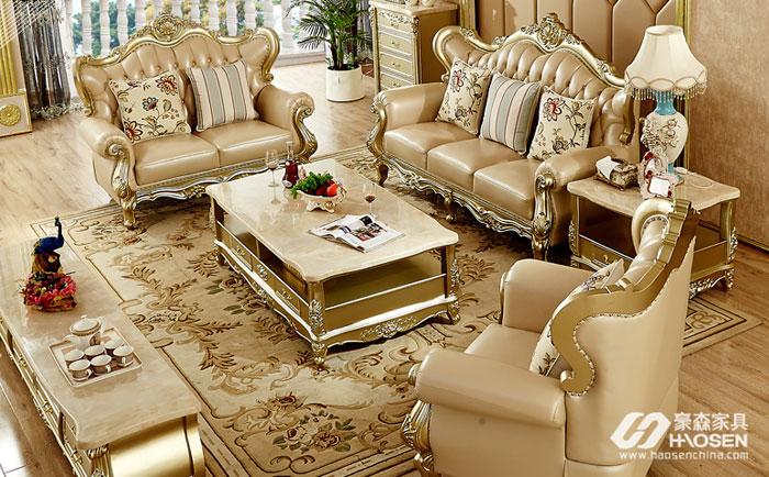 全方面分析欧式家具沙发的卖点在哪?