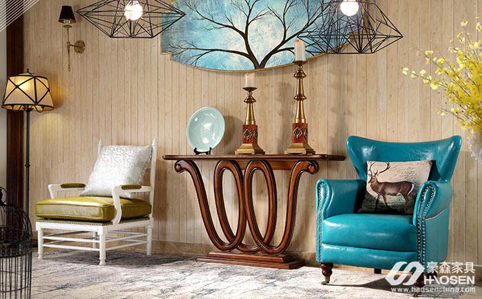 欧式家具要如何选购?大户型欧式家具选购技巧
