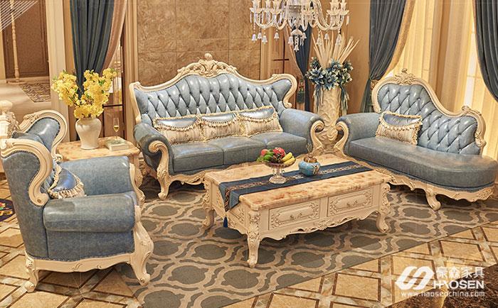 欧式古典风格家具特点是哪些?欧式古典风格家具特点介绍
