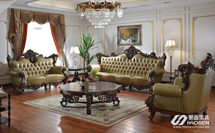 美式实木家具的哪些特点让它频受客户的青睐?