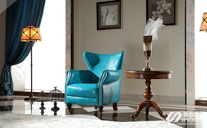 欧式风格家具沙发怎样?高档欧式家具沙发卖点介绍