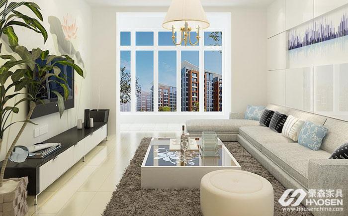 现代客厅该如何装修?五款简约风格客厅装修案例