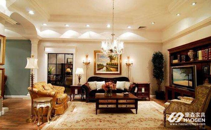 现代美式家具颜色搭配技巧和注意事项