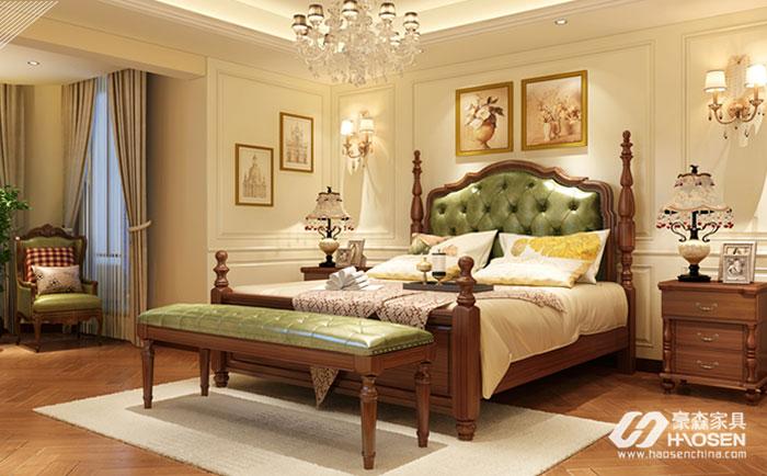 让您身处轻松自由的,美式乡村风格家具颜色搭配