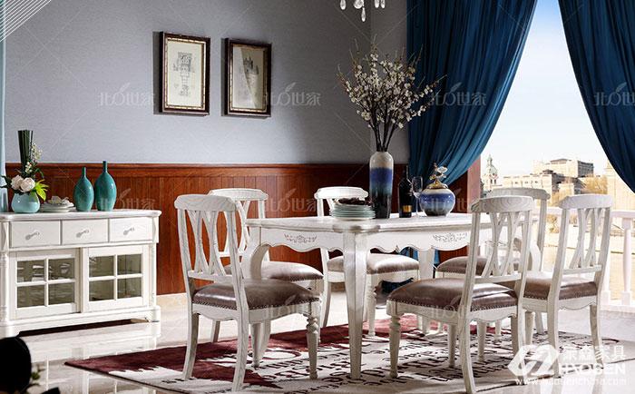 白色欧式家具好吗?白色欧式家具卖点介绍