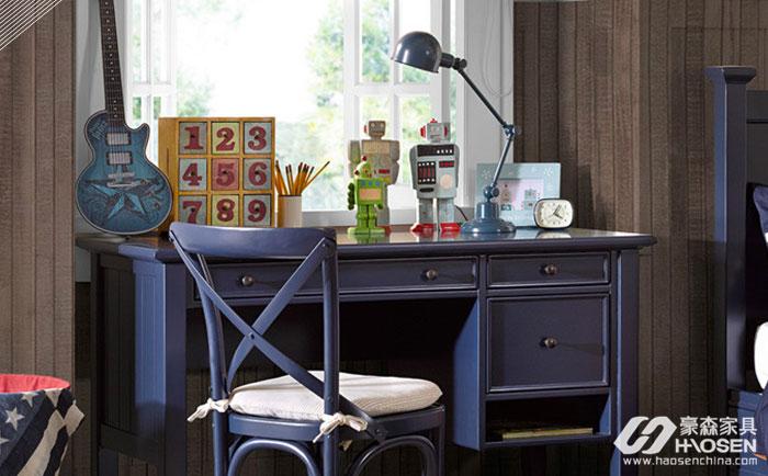 美式儿童家具有什么特点?美式乡村风格儿童家具特点介绍