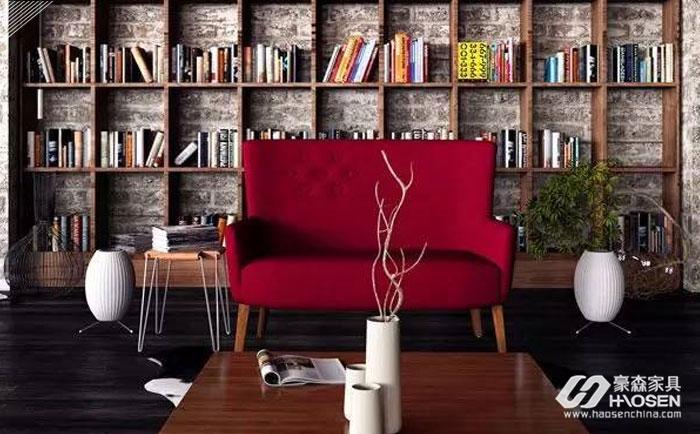 怎样用红色家具搭配出时尚感?欧式风格红色家具搭配技巧