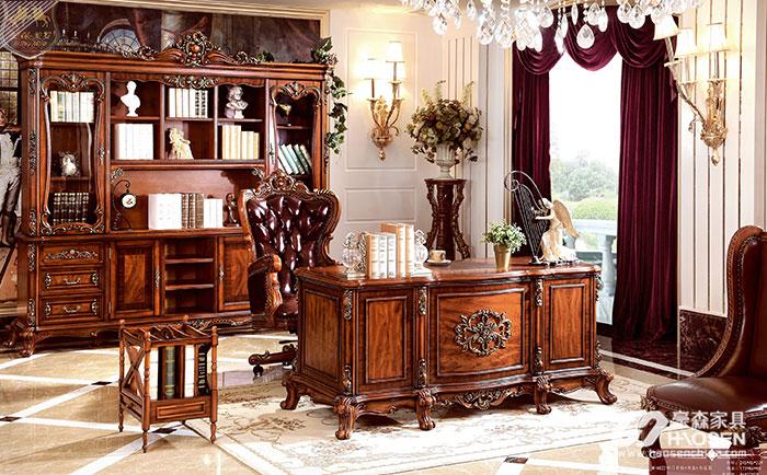 复古美式家具有什么特点?复古美式实木家具设计特点介绍
