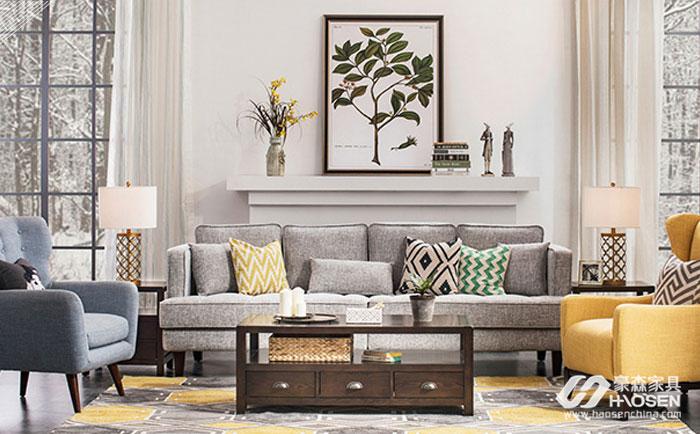 美式家具如何搭配地毯?美式家具搭配地毯的技巧