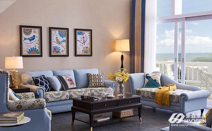 小美式家具搭配的时候要注意哪些?小美式家具的搭配知识
