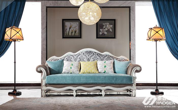 别墅客厅沙发什么风格好?别墅沙发风格介绍