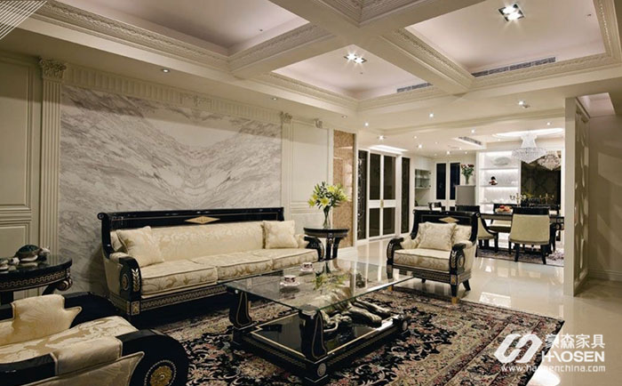 美式家具如何搭配地毯?其实美式家具搭配地毯就这么简单