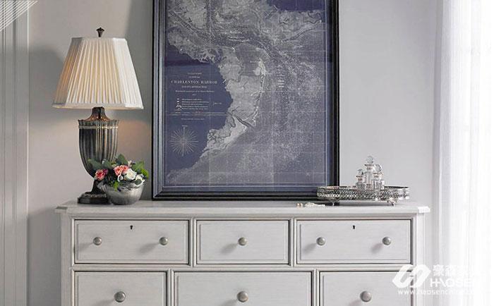 美式家具与灯要如何搭配?美式家具与灯的搭配图赏析
