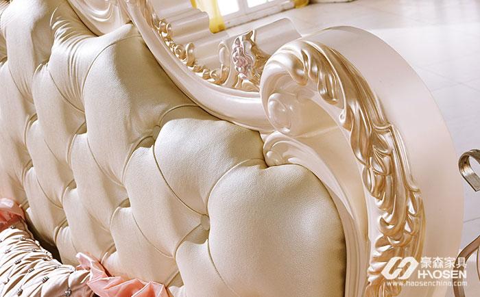 欧式家具的雕花特点以及家具雕花工艺的不同分类