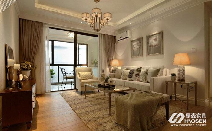美式家具色彩搭配怎么样好看?解析美式家具色彩搭配方式