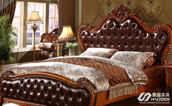 深色欧式风格家具搭配新古典风格