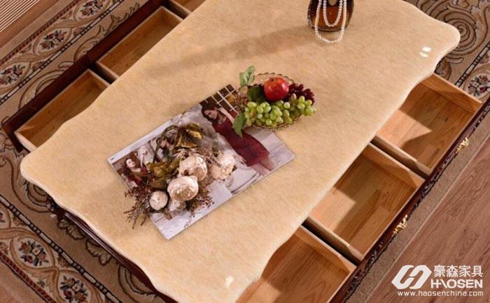 深色欧式风格家具搭配现代风格
