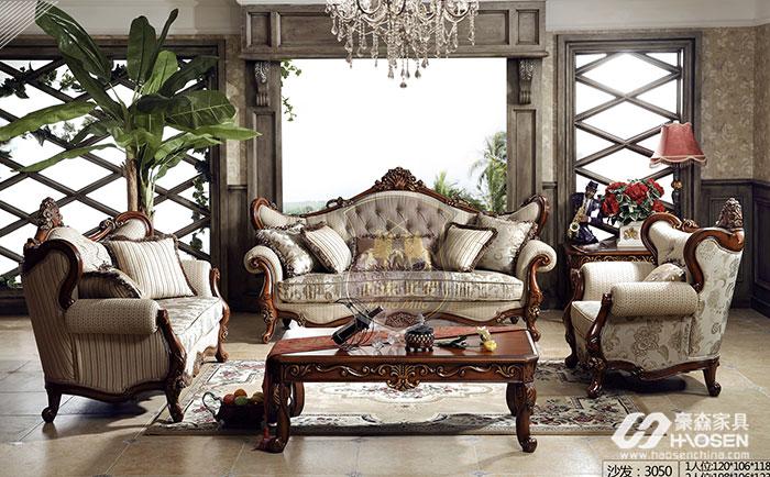 欧式沙发怎么搭配才好看,欧式家具沙发的搭配技巧