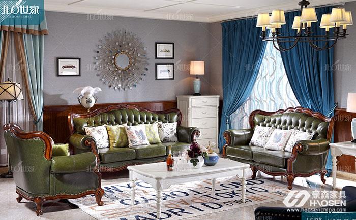 国内高端欧式家具品牌有哪些?国内高端欧式家具品牌介绍